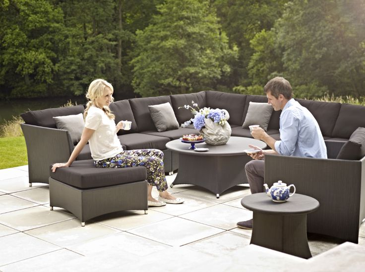 Gloster Outdoor Furniture | Lounge Outdoor Furniture