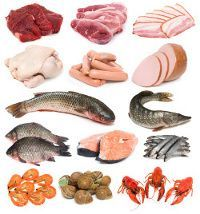 Dukan diet is a high-protein, low-carb diet, which involves four phases with different dietary restrictions. Phase 1 of this diet involves consumption of only high-protein food items, along with low-fat dairy products. Intake of high-protein foods help suppress appetite and lose weight.