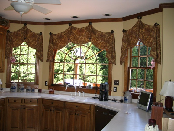 More Medallion Valances Window Treatments Pinterest