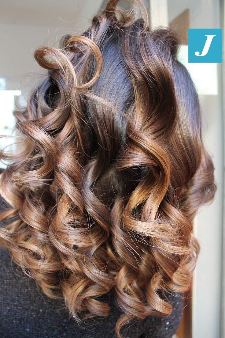 Bright, Shiny and YOU _ Degradé Joelle. #cdj #degradejoelle #tagliopuntearia #degradé #igers #musthave #hair #hairstyle #haircolour #longhair #ootd #hairfashion #madeinitaly #wellastudionyc