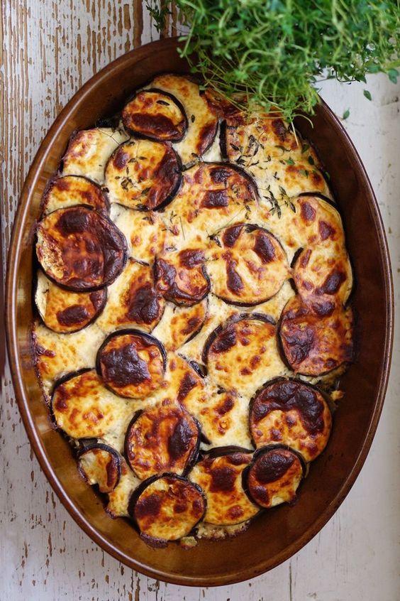 Herkullinen-kasvismoussaka-resepti   Delicious-vegetable-moussaka-recipe