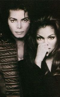 Michael and Janet Jakson