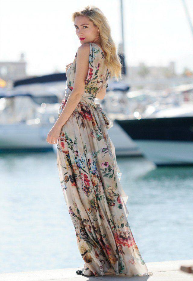 Vestidos para el verano: Fabulosos maxi vestidos para ti