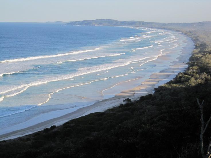 Byron Beach, NSW