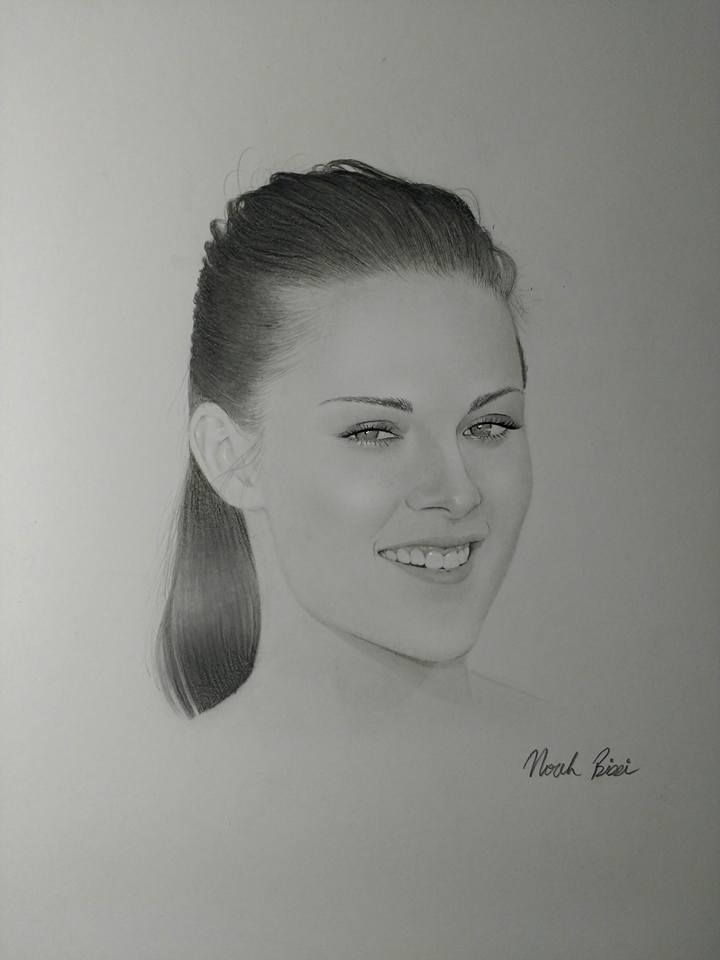 Kristen Stewart by Noah Bissi
