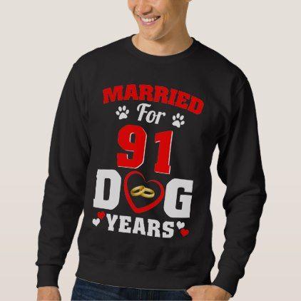 #wedding - #13th Wedding Anniversary T-Shirt For Dog Lover.