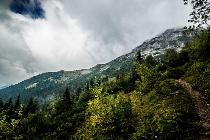 Tatry Mountain, Tomanowy Grzbiet