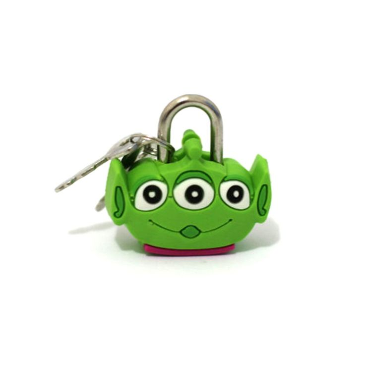Stationary Lock Toy Story Alien Rp 25.000