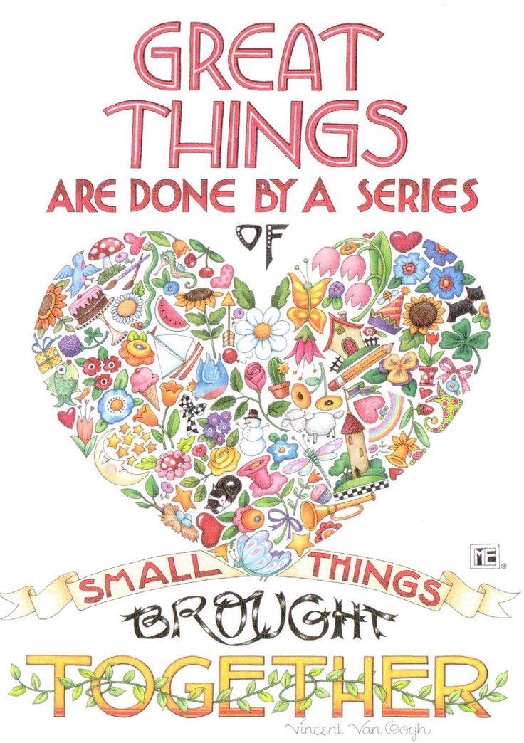 mary engelbreit van gogh great things blank greeting card w envelope new - Mary Engelbreit Coloring Book