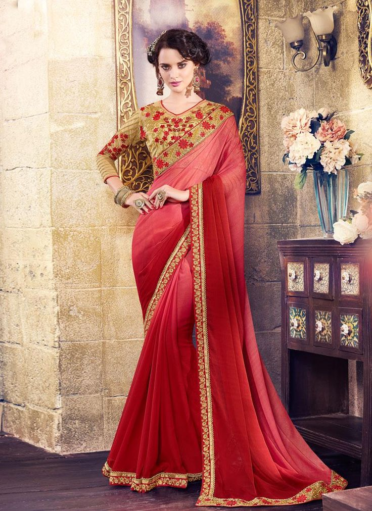 Ethnic Wear Sarees Online Shopping #saree #clothing #shopping #sari