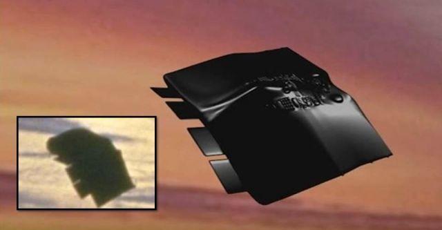 """Rivelata la vera forma del satellite alieno """"Black Knight"""""""