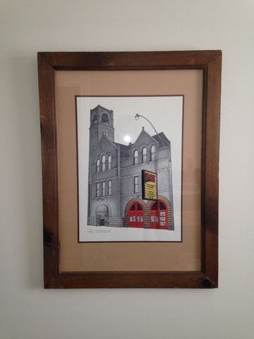 Second City Old Fire Hall Print – ThingsIBuyForYouToThenBuy
