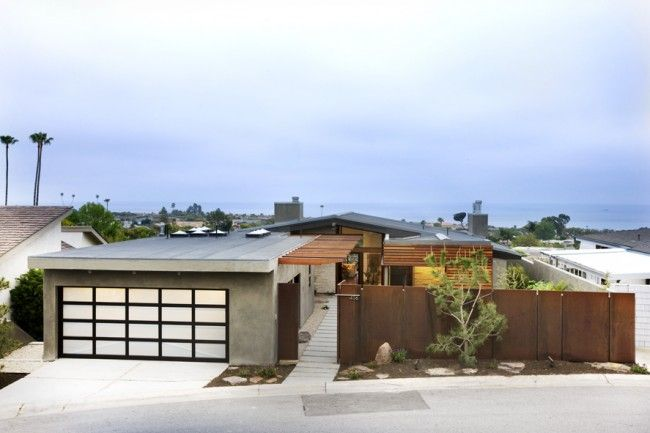 A modern twist on Japanese zen for Californian home #architecture #modern Asian #interior design See more great homes at http://www.designhunter.net