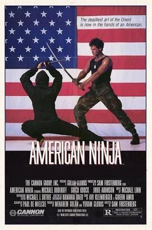 Guerriero americano - 1985