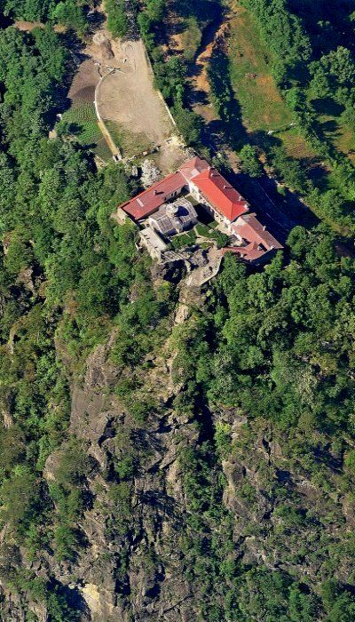 Monastery of Virgin Mary Stomiou in Konitsa Village..