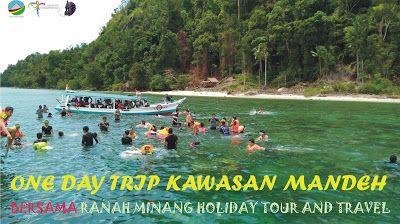 Ranah Minang Holiday Tour and Travel Padang - Sumatera Barat: One Day Trip Kawasan Mandeh