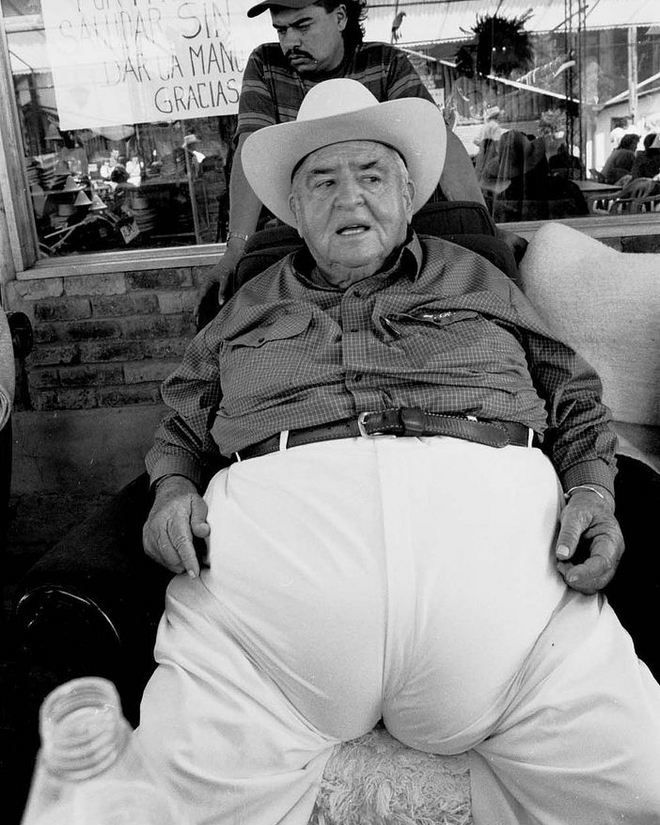 "This is Fabio Ochoa. The Patriarch of the Ochoa family of the Medellin Cartel. In Cocaine Cowboys Jon Roberts describes Ochoa as the ""real king of cocaine... who controlled Escobar"". The Ochoa family are credited with creating a ""Lloyd's of London"" for the Columbian cocaine trade. They were a highly respected family of ranchers with enormous influence in the city of Medellin."