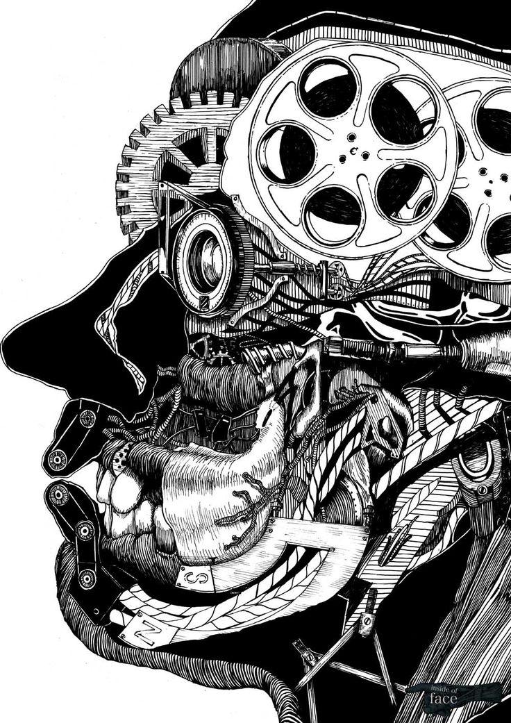 Ilustrações de Wataru Yoshida