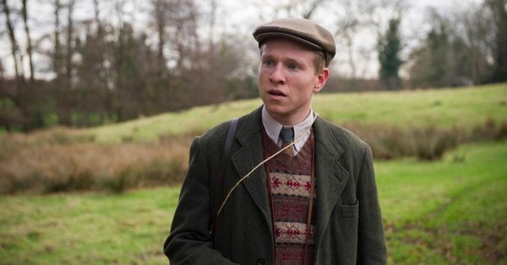 Home Fires....season 2 David Brindsley played by Will Attenborough