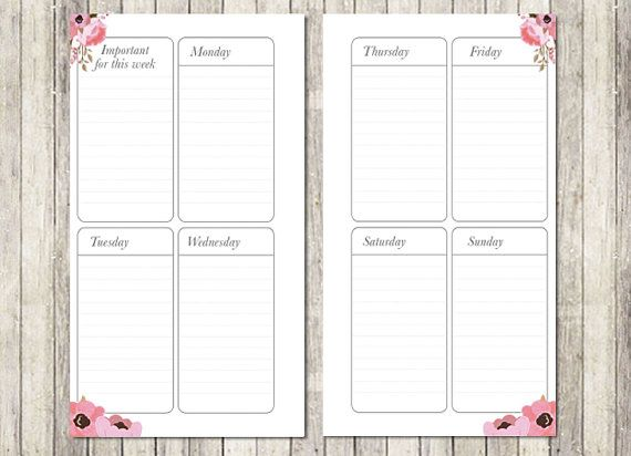 87 best Filofax images on Pinterest Filofax, Planners and A4 - vertical storyboard sample