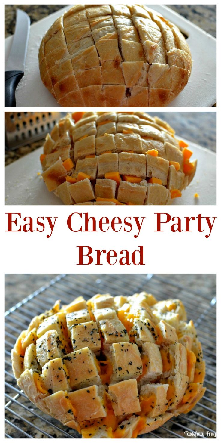 Easy Cheesy Party Bread: A Gourmet Appetizer Made in Less Than 30 Minutes   Pretty Providence