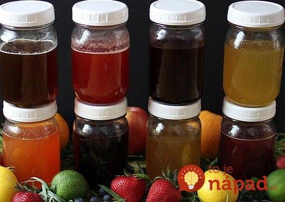 Jednoduché na prípravu, úžasne chutné a kedže sa nevaria, zachovajú si všetky vitamíny, živiny a plnú prírodnú chuť. Vynikajúco sa hodia do ľadových čajov, na prípravu limonád, letných drinkov alebo do sladkých dezertov.