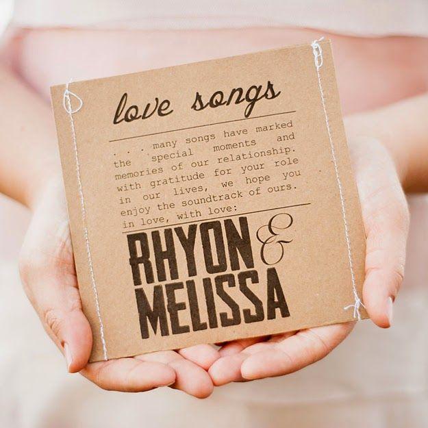 Avem cele mai creative idei pentru nunta ta!: #marturii #CD #melodii