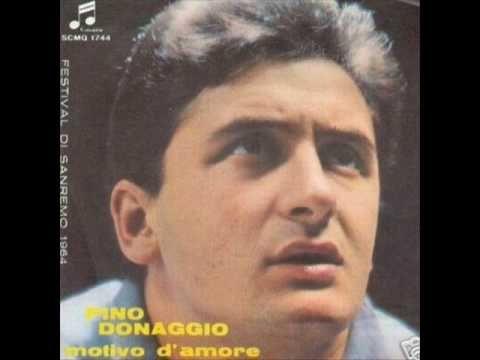 Pino Donaggio - Io Che Non Vivo Senza Te