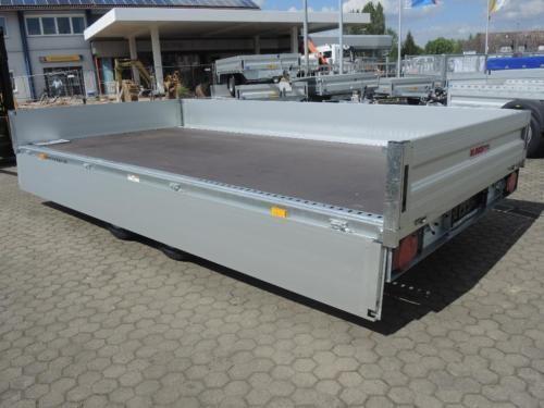 Humbaur Universal3500 Holzboden Serie4000 Fahrzeugtransporter in Bayern - Gunzenhausen | PKW Anhänger gebraucht kaufen | eBay Kleinanzeigen