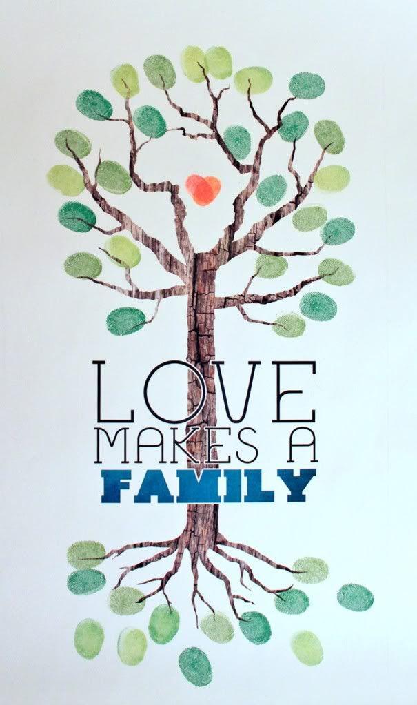 adoption family tree
