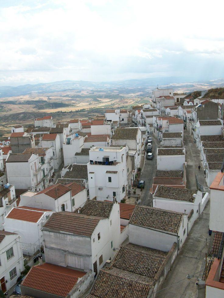 Pisticci, la città del celeberrimo Amaro Lucano.
