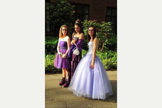 Newland School for Girls Year 11 prom.