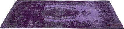 Teppich Kelim Pop Purple 240x170cm #kare #design #wien #teppich #carpet #modern #kelim #purple #lila #austria