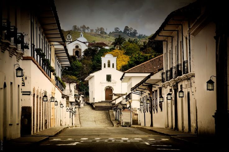 Popayan, Colombia. South America