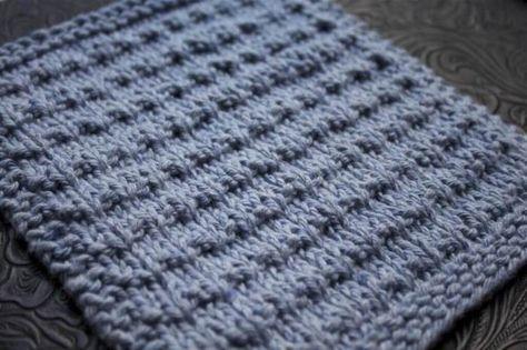 Composé de mailles endroit et de mailles envers, le point Andalou est un point simple mais tout de même très joli ! Facile à mémoriser, il peut servir à tricoter à peu près n'importe quoiR…