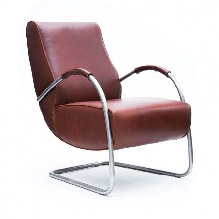 Losse fauteuil Jess Design model Hunk