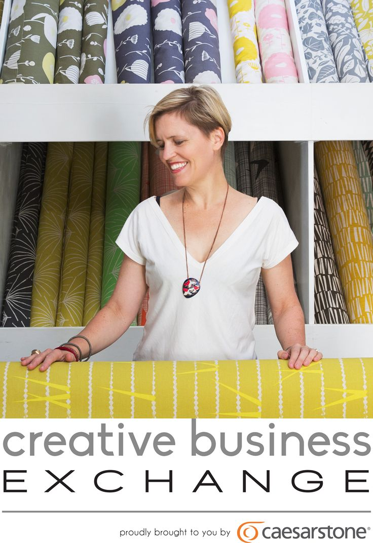 Heather Moore of Skinny laMinx shares her secrets of success at Creative Business Exchange in Cape Town