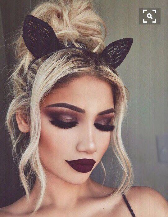 Best 25+ Cute halloween makeup ideas on Pinterest | Giraffe ...
