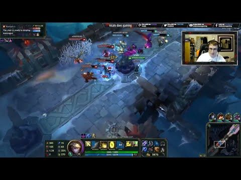 Just posted! League of Legends - Live Stream, aram with viralis https://youtube.com/watch?v=sWbj3YmiTjA