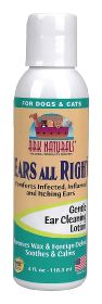 Buy Ark Naturals Ears All Right For All Pets 4 Liquid from the Vitamin Shoppe. Where you can buy Ears All Right For All Pets and other Ear & Eye Care products? Buy at at a discount price at the Vitamin Shoppe online store. Order today and get free shipping on Ears All Right For All Pets (UPC:632634110031)(with orders over $25).