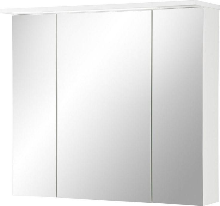 Spiegelschrank Beleuchtung Ikea : Schildmeyer Spiegelschrank »Profil 16« mit LEDBeleuchtung für 179