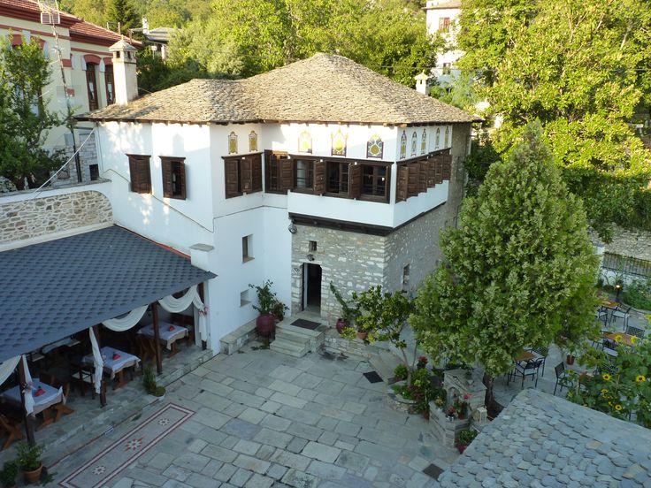 Το Αρχοντικό του 1860!  www.archontiko-kleitsa.gr  www.facebook.com/archontikoKleitsa