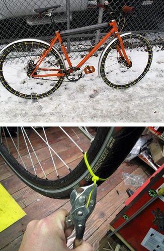 Сегодня мы поговорим о том, как самостоятельно установить шипы на покрышку велосипеда, чтобы сделать зимние шипованные велошины. Также расс...