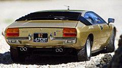 1:18 Kyosho - Lamborghini Urraco (vwcorrado89) Tags: scale miniature model die cast lamborghini modell modelcar 118 scaled diecast kyosho modellauto urraco miniaturemodel