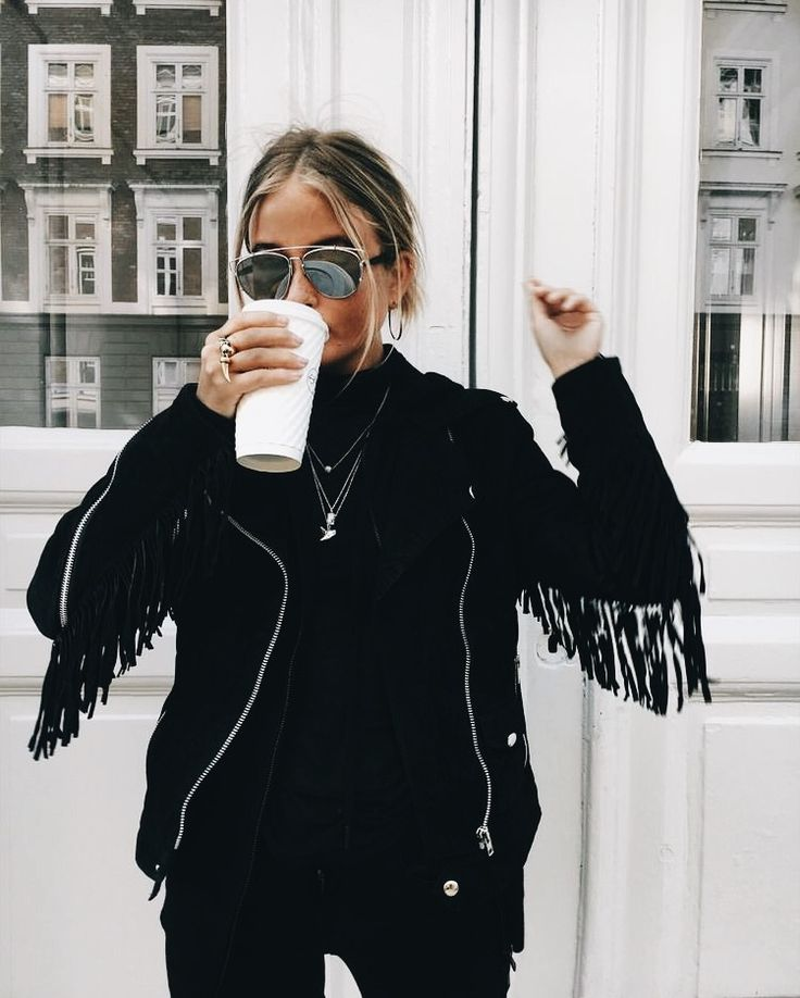 Gimme Gimme! I need this jacket. www.stylestatement.co