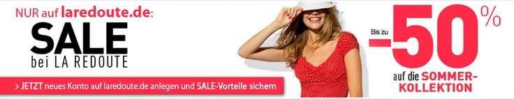 La Redoute -Ihr Online Shop für Kleidung: Damen, Kinder, Herren, Sport, Lingerie