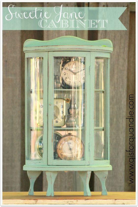 sweetie jane little cabinet, I love it!