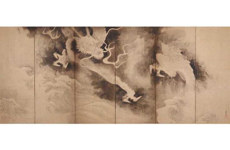 A Renowned, But Forgotten, 17th-Century Japanese Artist Is Once Again Making Waves | At the Smithsonian | Smithsonian