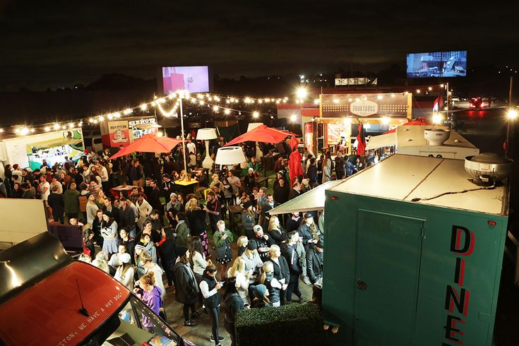 This week, the Coburg Drive-In Food Truck Festival brings your favourite food trucks and best new movies into the...