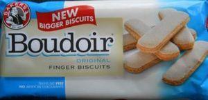 Bakers Boudoir Biscuits - The Queen's Pantry